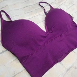Jockey Intimates & Sleepwear - Jockey Lightly Lined Bralette Size Medium